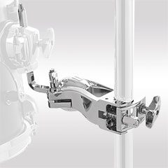 Mapex SONIClear MSSTC Chrome Single Tom Clamp « Suspensions  tom
