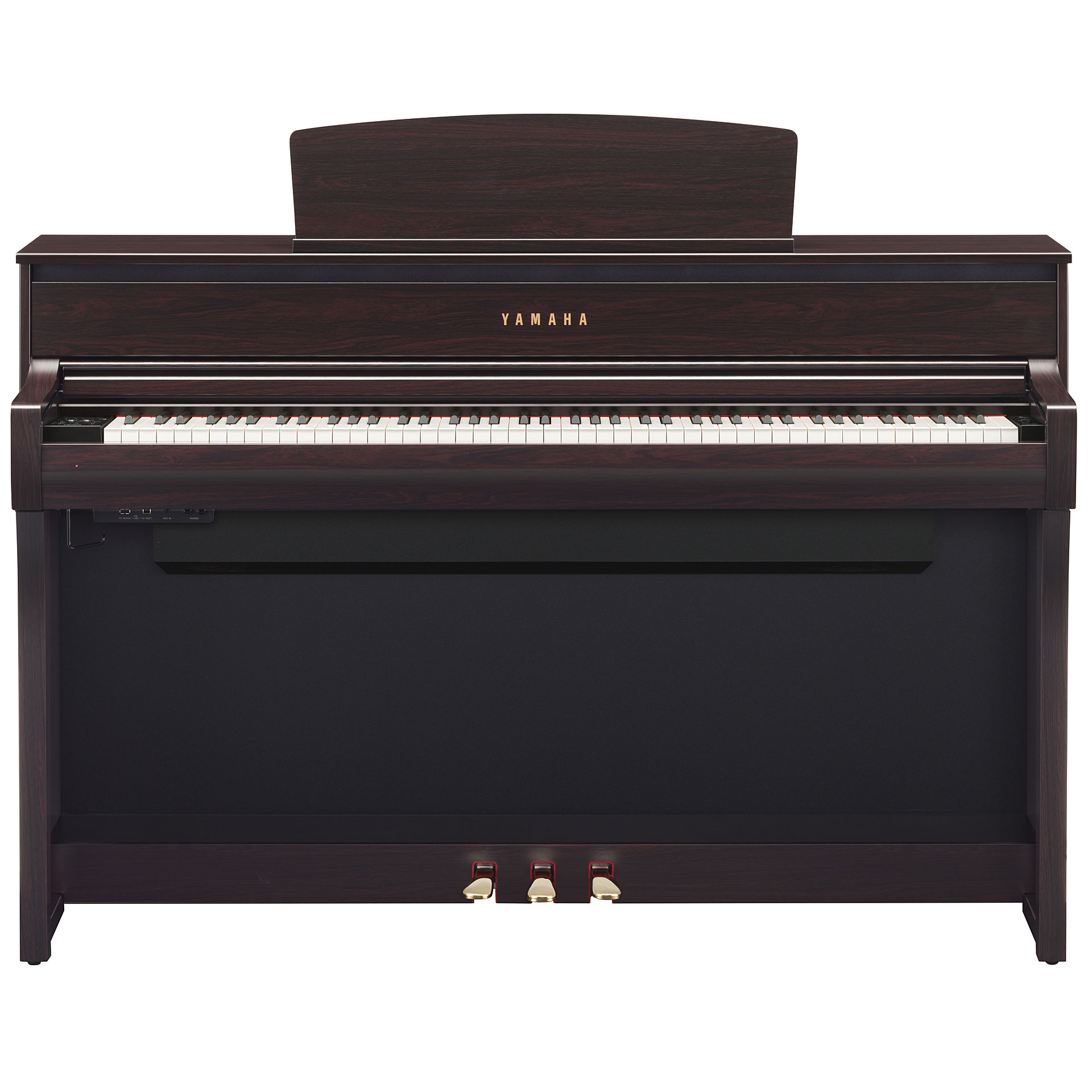 yamaha clavinova clp 675r piano num rique. Black Bedroom Furniture Sets. Home Design Ideas