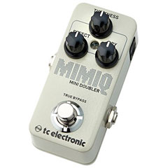 TC Electronic Mimiq Doubler Mini « Guitar Effect