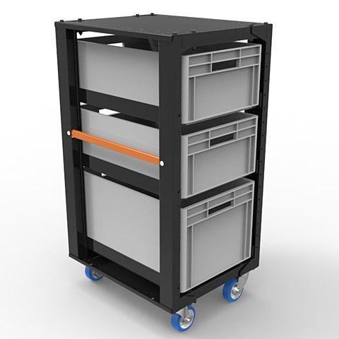 Admiral Storage Cart A-H107