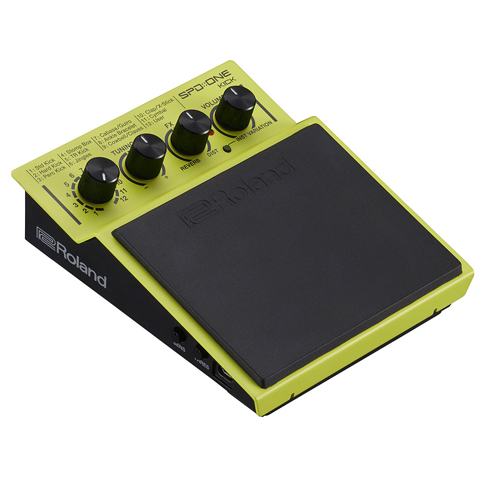 Edrummodule - Roland SPD One Kick Percussion Pad Percussion Pad - Onlineshop Musik Produktiv