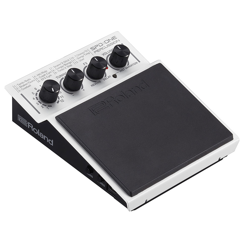 Edrummodule - Roland SPD One Percussion Pad Percussion Pad - Onlineshop Musik Produktiv