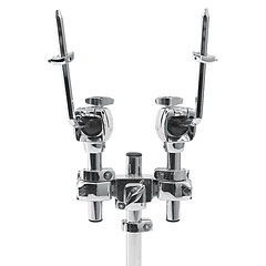 Mapex TH692 Chrome Saturn Double Tom Holder « Suspensions  tom
