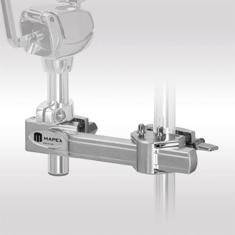 Mapex Chrome Horizontal Adjustable Multi Purpose Clamp
