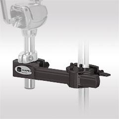 Mapex MC910EB Black Horizontal Adjustable Multi Purpose Clamp « Sonstige Hardware