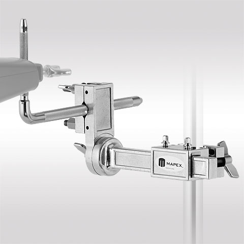 Sonstige Hardware Mapex MCH913 Cowbell/ Accessory Holder for Cymbal Stand