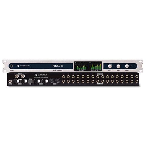 Interface de audio Ferrofish Pulse 16