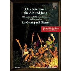 Schott Das Fetenbuch für Alt und Jung « Recueil de morceaux