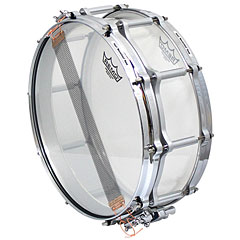 "Pearl Crystal Beat 14"" x 5"" Ultra Clear « Snare Drum"