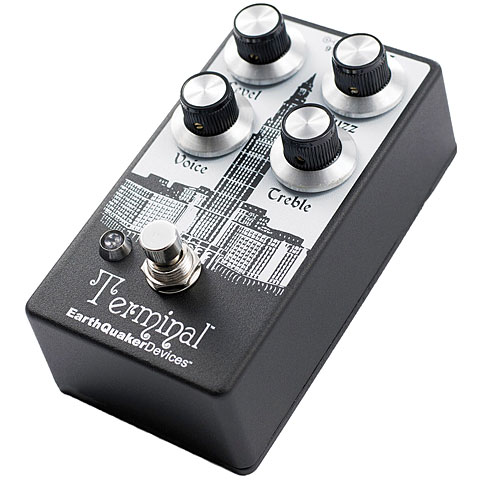 EarthQuaker Devices Terminal Fuzz V2