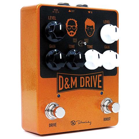 Pedal guitarra eléctrica Keeley D&M Drive