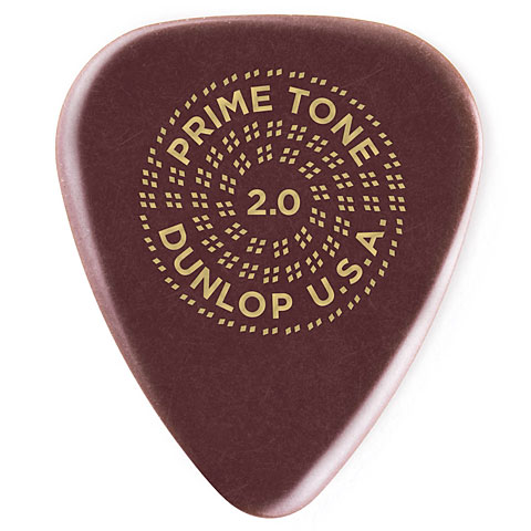 Dunlop Primetone Standard Picks 2.00 mm (3Stck)