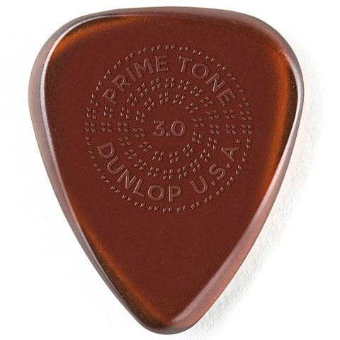 Dunlop Primetone Standard Picks with Grip 3.00 mm (3Stck)