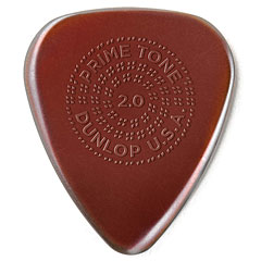 Dunlop Primetone Standard Picks with Grip 2.00 mm (3Stck) « Médiators