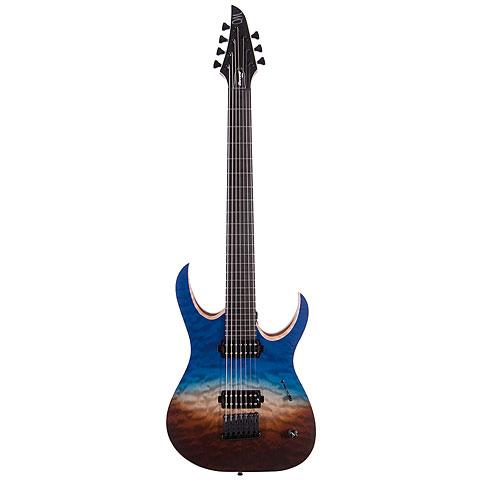 Mayones Duvell 7 Qatsi Baritone « Guitarra eléctrica