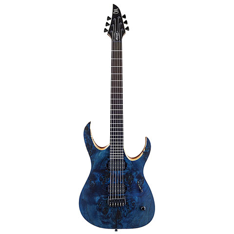 Mayones Duvell Elite 6 Dirty Blue « Guitarra eléctrica