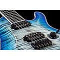 Guitarra eléctrica Mayones Regius Core 6 Jeans Black 3-Tone Blue Burst