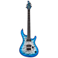 Mayones Regius Core 6 Jeans Black 3-Tone Blue Burst « Electric Guitar