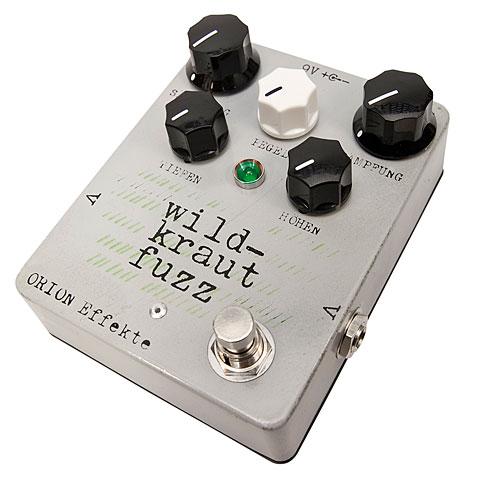 Effektgerät E-Gitarre Orion FX Wildkraut  Fuzz