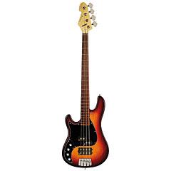 Sandberg California VM4 RW 3TSB « Lefthanded Bass Guitar