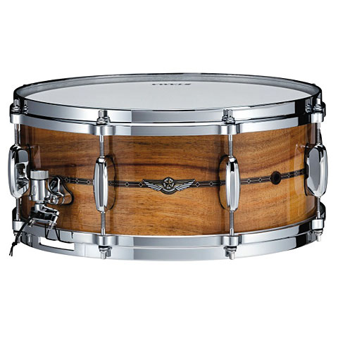 Tama Star Bubinga Exotic 14  x 6  Blackwood Snare