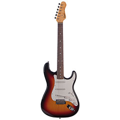 Haar Traditional S, Sunburst « Electric Guitar