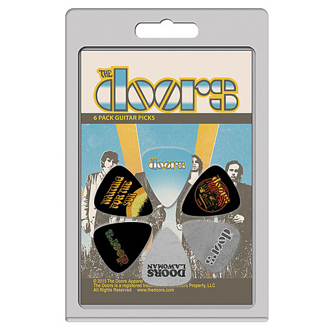 Perri's Leathers Ltd The Doors Cover Picks TD2