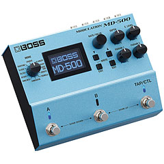 Boss MD-500 Modulation « Effectpedaal Gitaar