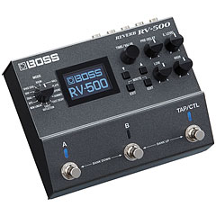 Boss RV-500 Reverb « Guitar Effect