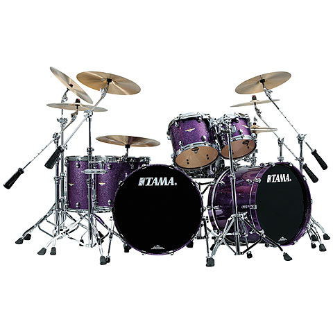 Tama Starclassic Maple Lars Ulrich  The WorldWired