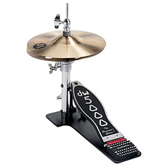 DW 5000 Series Low Boy HiHat with Cymbals « Soporte para charles