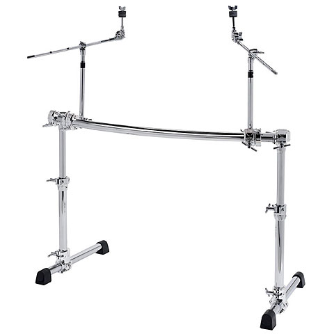 Gibraltar Chrome Series Height-Adjustable Rack