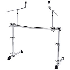 Gibraltar Chrome Series Height-Adjustable Rack « Drum-Rack