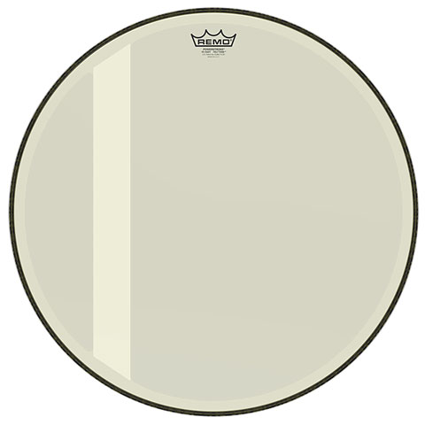 Remo Powerstroke 3 Felt Tone Hazy 18  Bass Drum Head