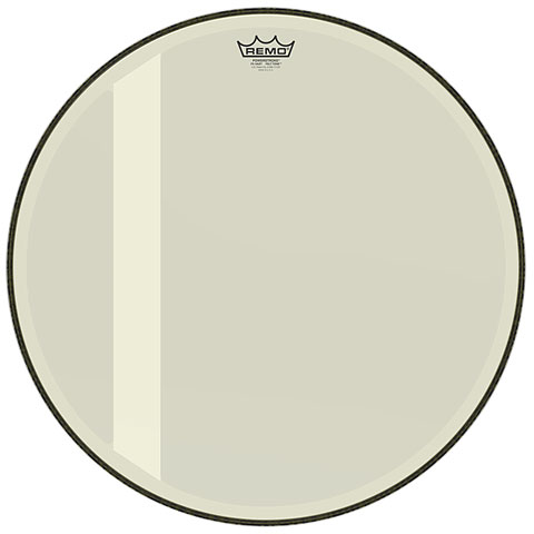 Remo Powerstroke 3 Felt Tone Hazy 20  Bass Drum Head