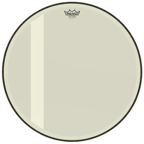 Remo Powerstroke 3 Felt Tone Hazy 24  Bass Drum Head