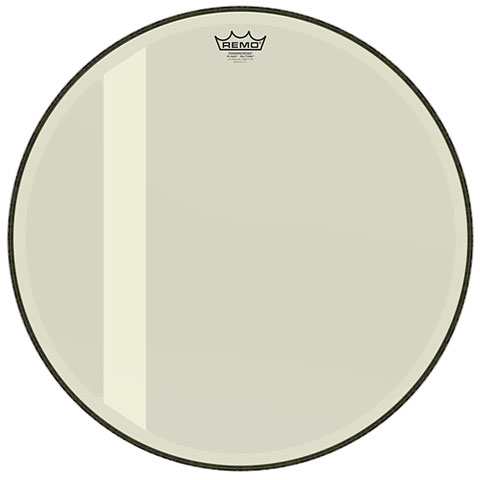 Remo Powerstroke 3 Felt Tone Hazy 26  Bass Drum Head