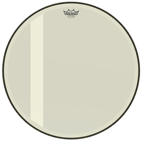 remo powerstroke 3 felt tone hazy 26 bass drum head bass drum fell. Black Bedroom Furniture Sets. Home Design Ideas