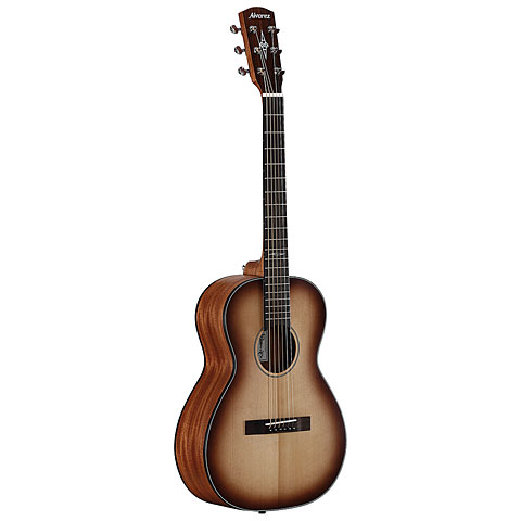 Alvarez DeltaDeLiteE  Mini Blues