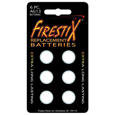 Firestix Replacement Batteries for Lightning Drumsticks
