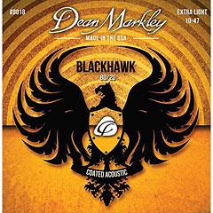 Dean Markley 8018 XL Blackhawk .010-047 « Cuerdas guitarra acúst.