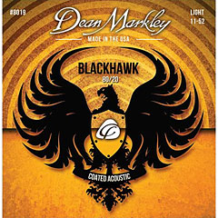Dean Markley 8019 LT Blackhawk .011-052 « Corde guitare folk