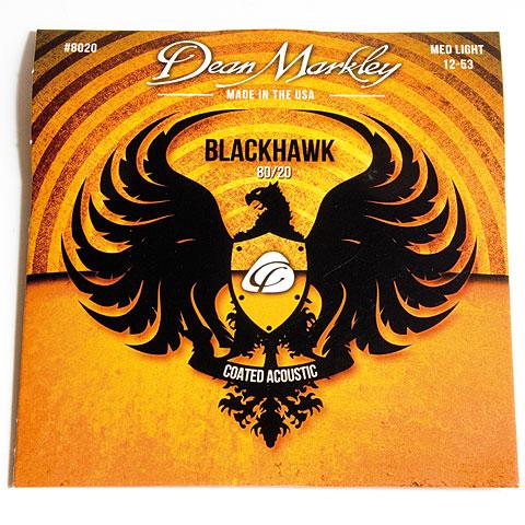 Dean Markley 8020 MEDLT Blackhawk 011-053