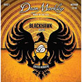 Cuerdas guitarra acúst. Dean Markley 8021 MED Blackhawk .013-056