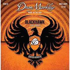 Dean Markley 8012 MEDLT Blackhawk Phos Bronze .012-053 « Corde guitare folk