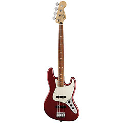 Fender Standard Jazzbass PF Candy Apple Red « Electric Bass Guitar