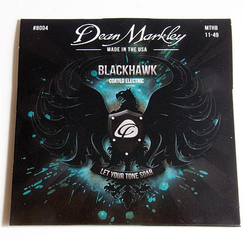 Dean Markley 8004 MED  Blackhawk,011 - 049 Medium