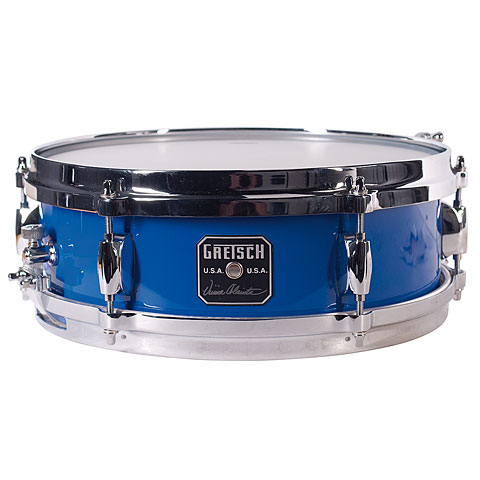 "Snare Drum Gretsch Drums USA 12"" x 4"" Vinnie Colaiuta Signature Snare"