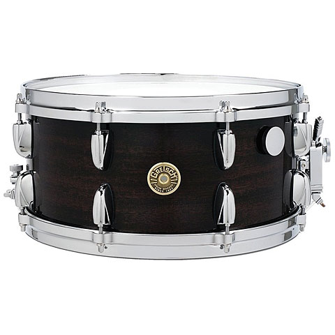 Gretsch Drums G-5000 Ebony Ribbon Mahogany Snare