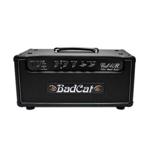 Bad Cat Black Cat Cub  40 Watt USA Player Serie